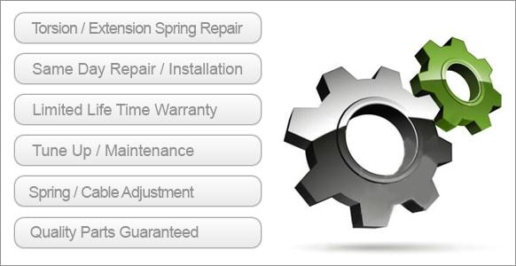Garage Door Spring Repair